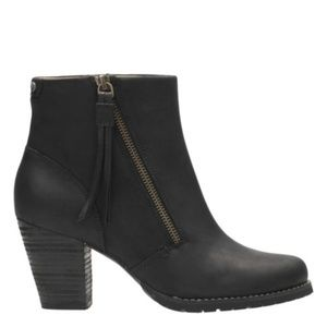 Clarks Macay Ankle Bootie